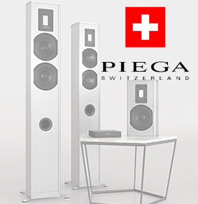 Swiss made без проводов: Piega Premium Wireless